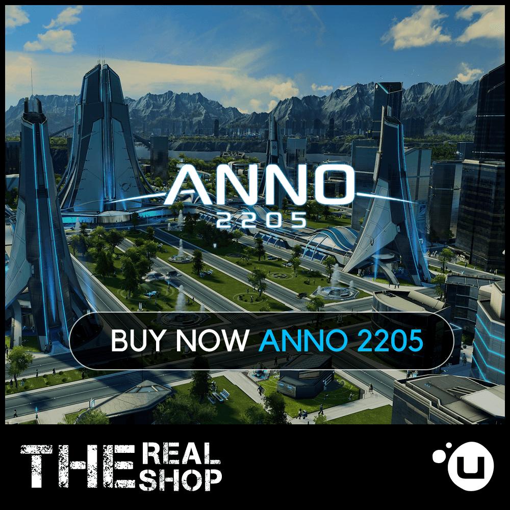 ANNO 2205 | REGION FREE| ГАРАНТИЯ | Uplay &#9989