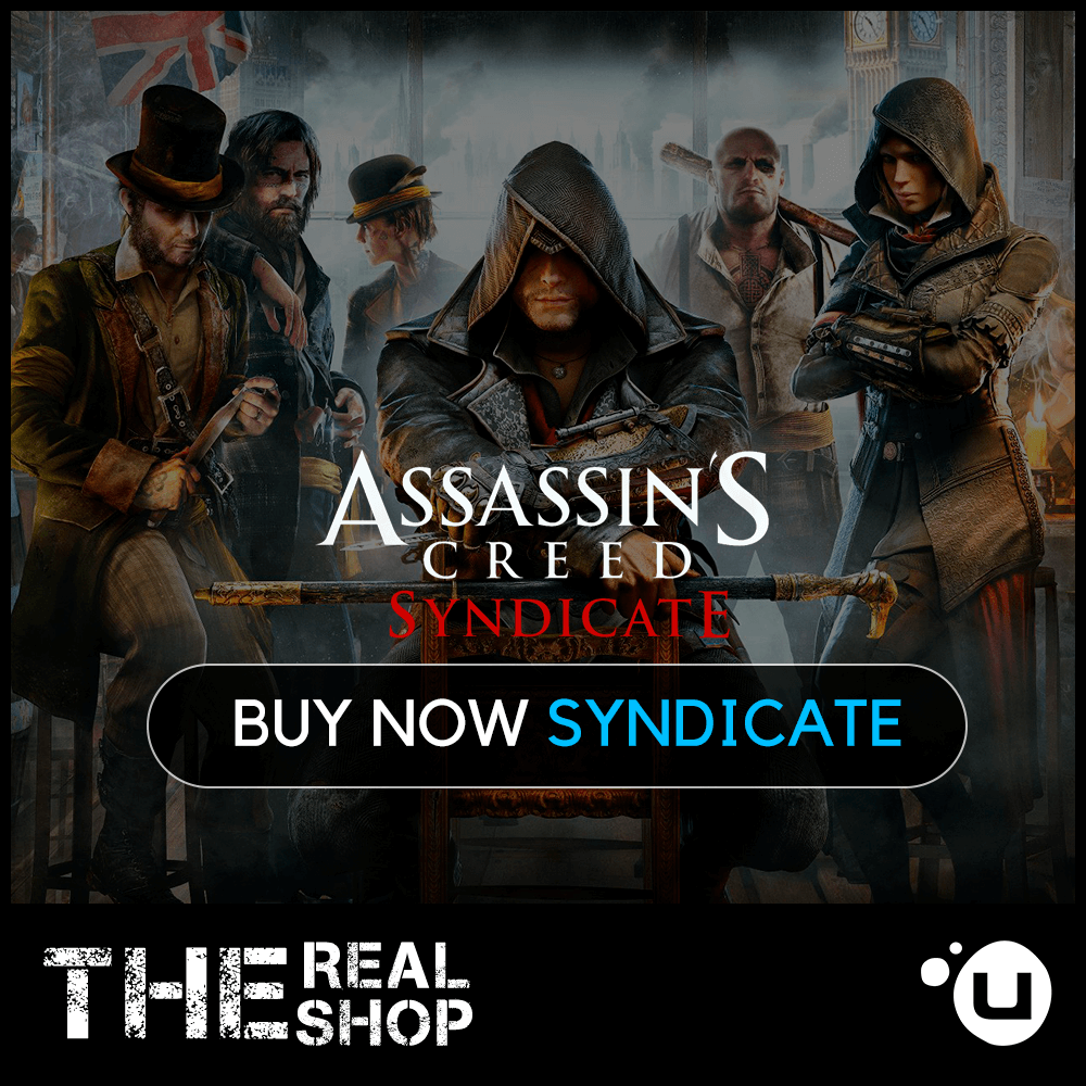 ASSASSIN'S CREED SYNDICATE | REGION FREE | UPLAY ✅
