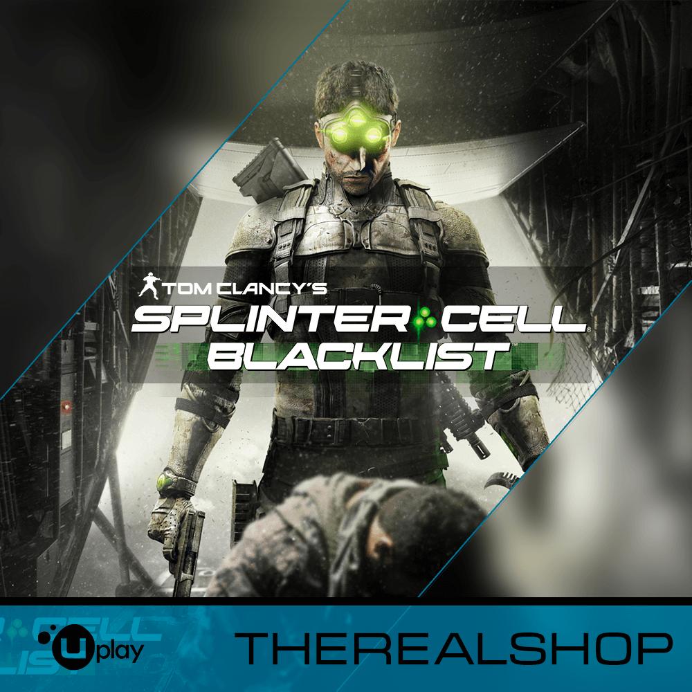 Splinter Cell Blacklist | REGION FREE | UPLAY &#9989