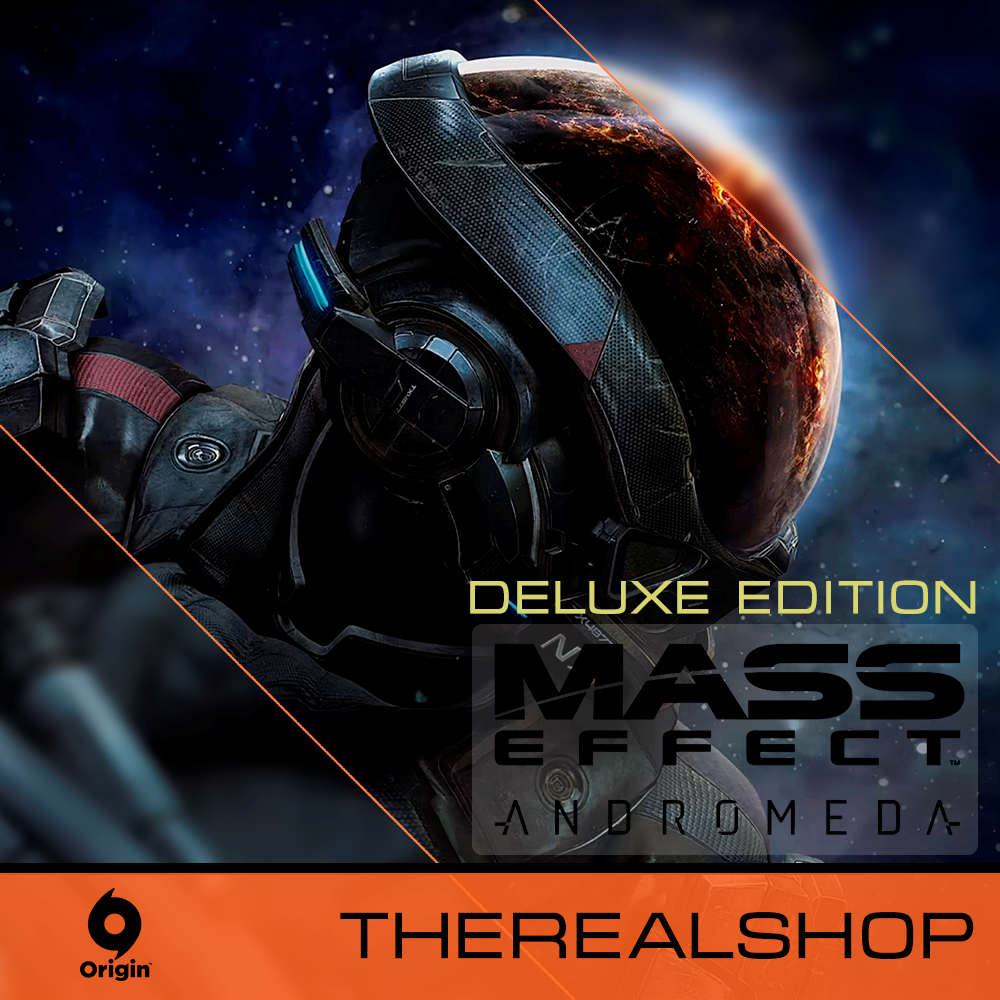Mass Effect Andromeda Deluxe Edition | ГАРАНТИЯ