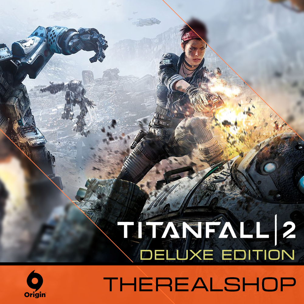 Titanfall 2 Deluxe Edition [MULTI] [WARRANTY] Origin