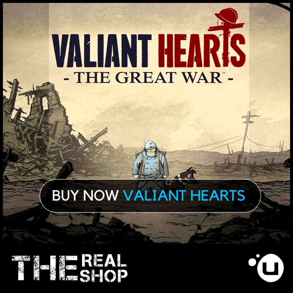 Valiant Hearts   REGION FREE   ГАРАНТИЯ Uplay ✅