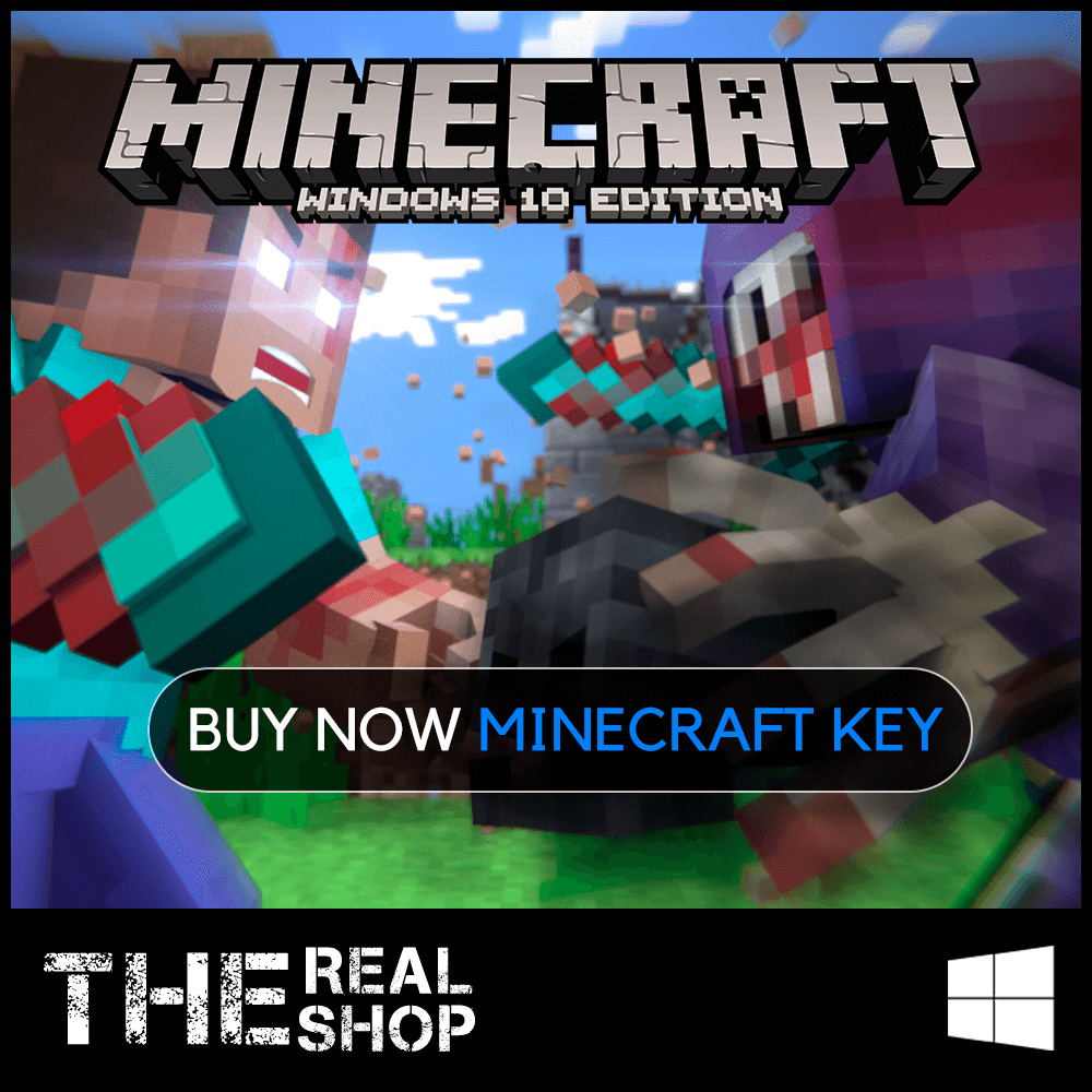 MINECRAFT WINDOWS 10 EDITION KEY | GUARANTEE ✅