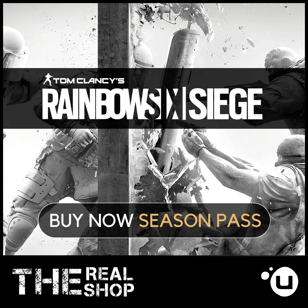 RAINBOW SIX SIEGE SEASON PASS | CASHBACK | UPLAY ✅