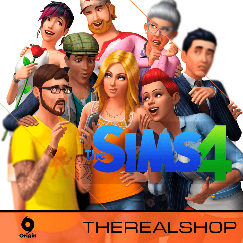 The Sims 4 | REGION FREE | WARRANTY | Origin &#9989