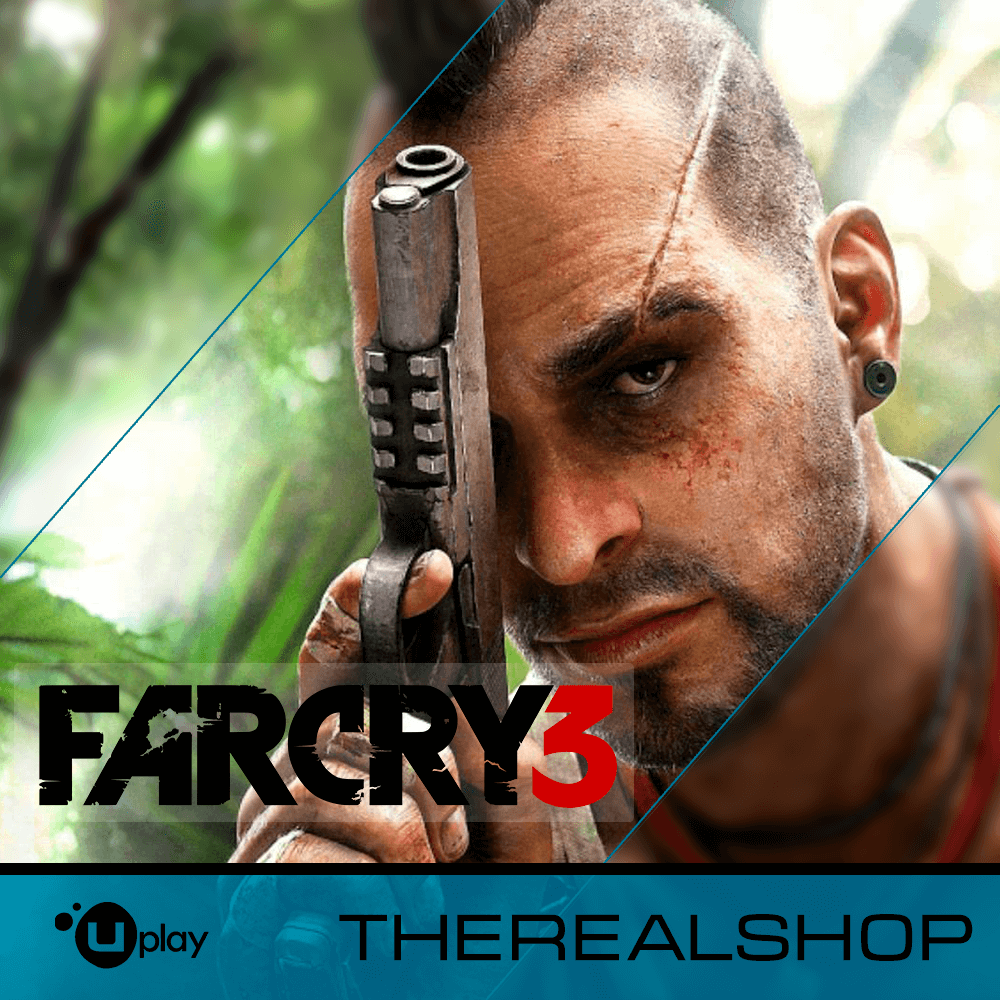 Far Cry 3 | REGION FREE | WARRANTY | UPLAY ✅