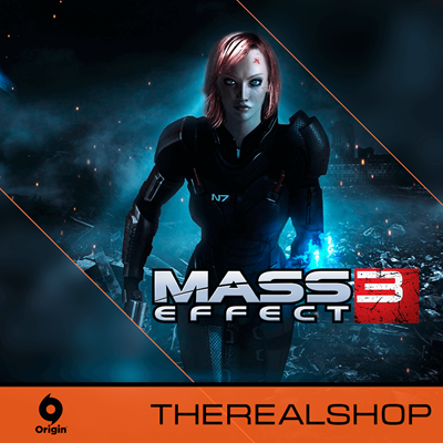 Mass Effect 3 | REGION FREE | WARRANTY | ORIGIN &#9989