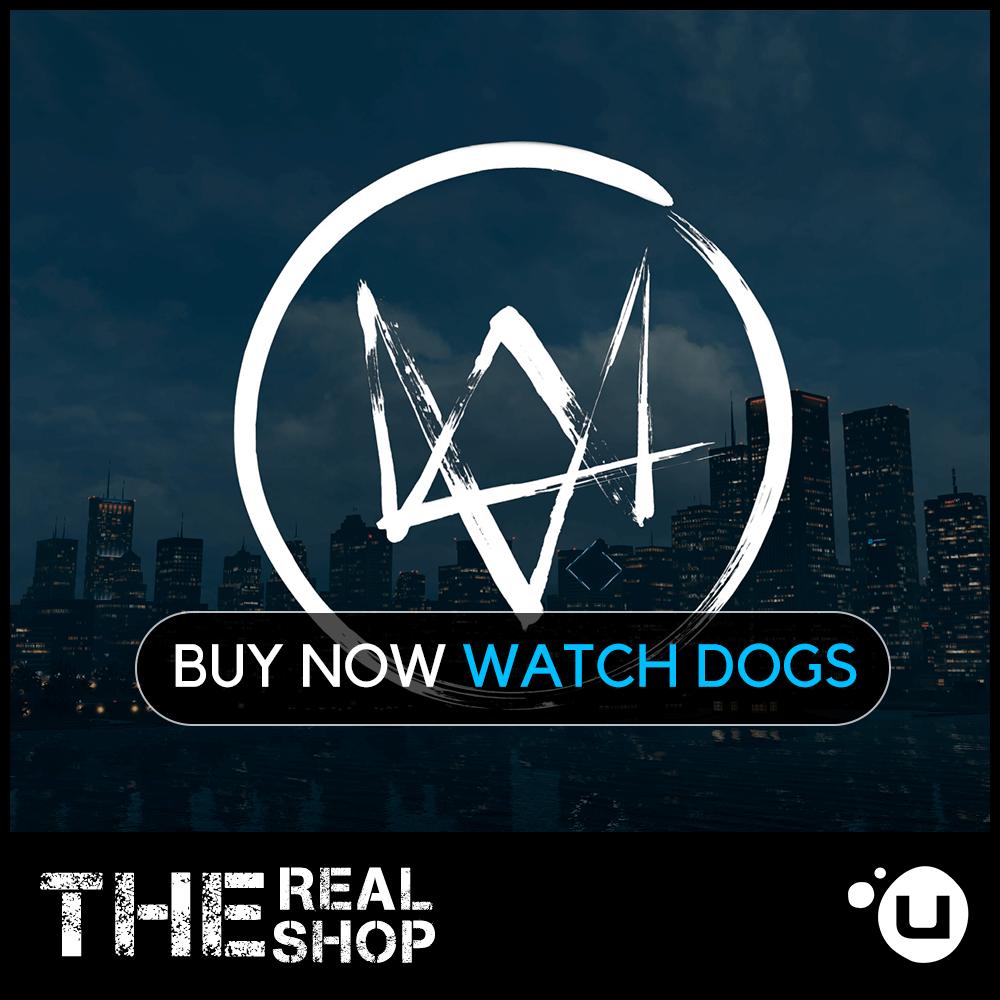 WATCH DOGS | REGION FREE | CASHBACK | UPLAY ✅