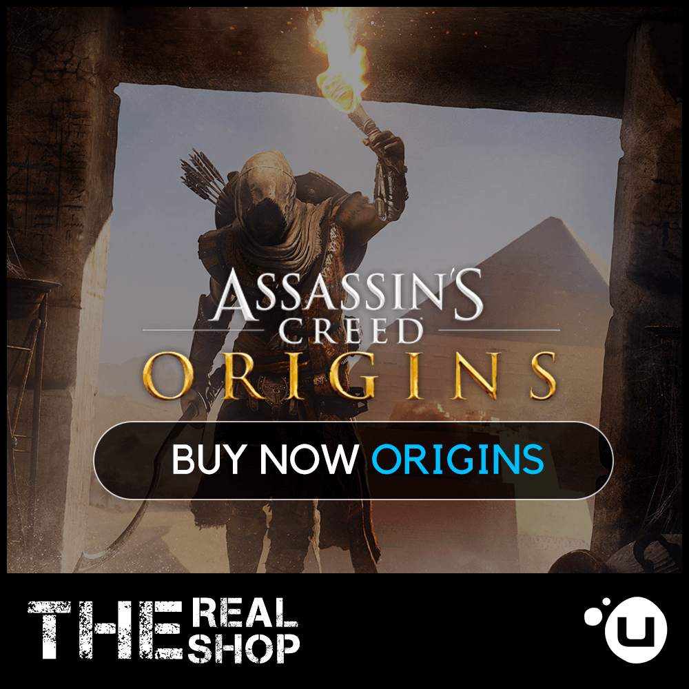 ASSASSINS CREED ORIGINS | CASHBACK | UPLAY  &#9989