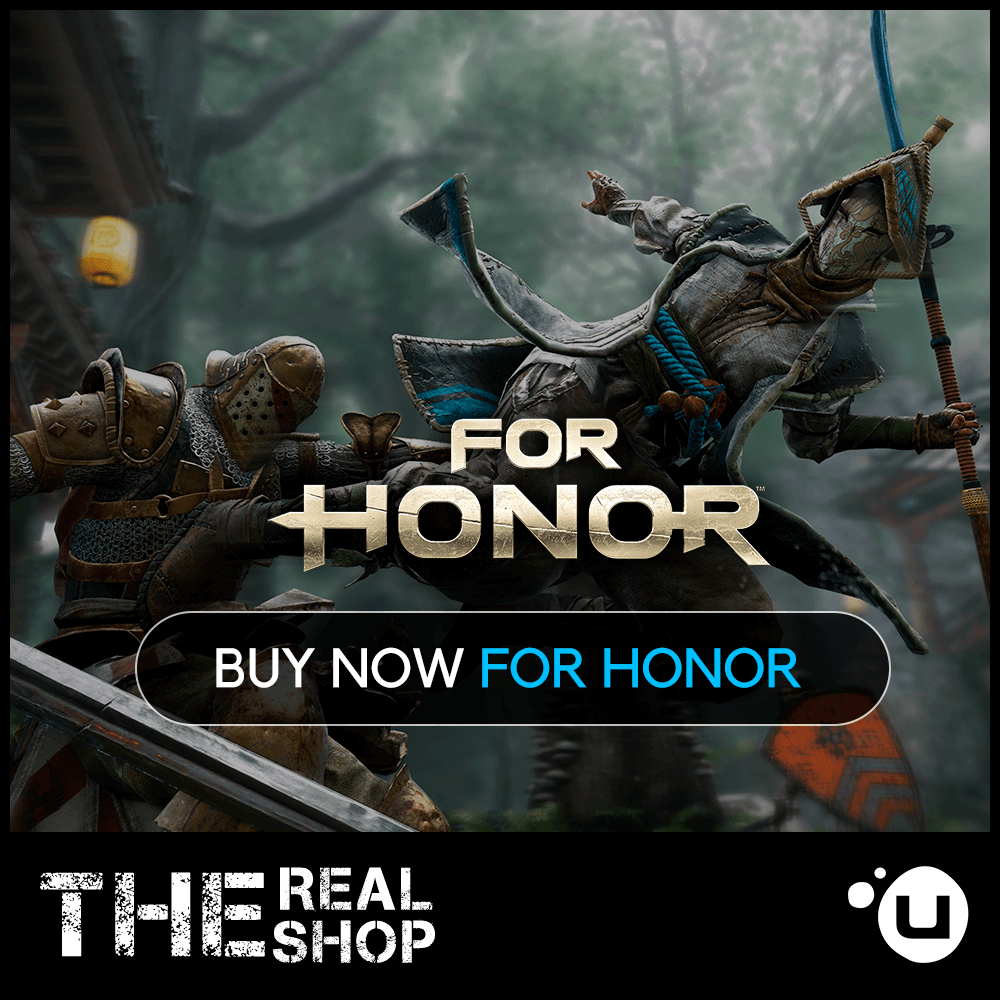 FOR HONOR | REGION FREE | CASHBACK | Uplay &#9989