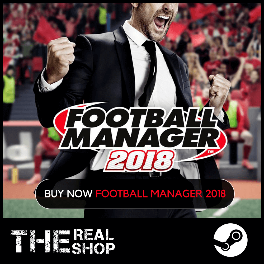 FOOTBALL MANAGER 2018 | OFFLINE |REG FREE| STEAM &#9989