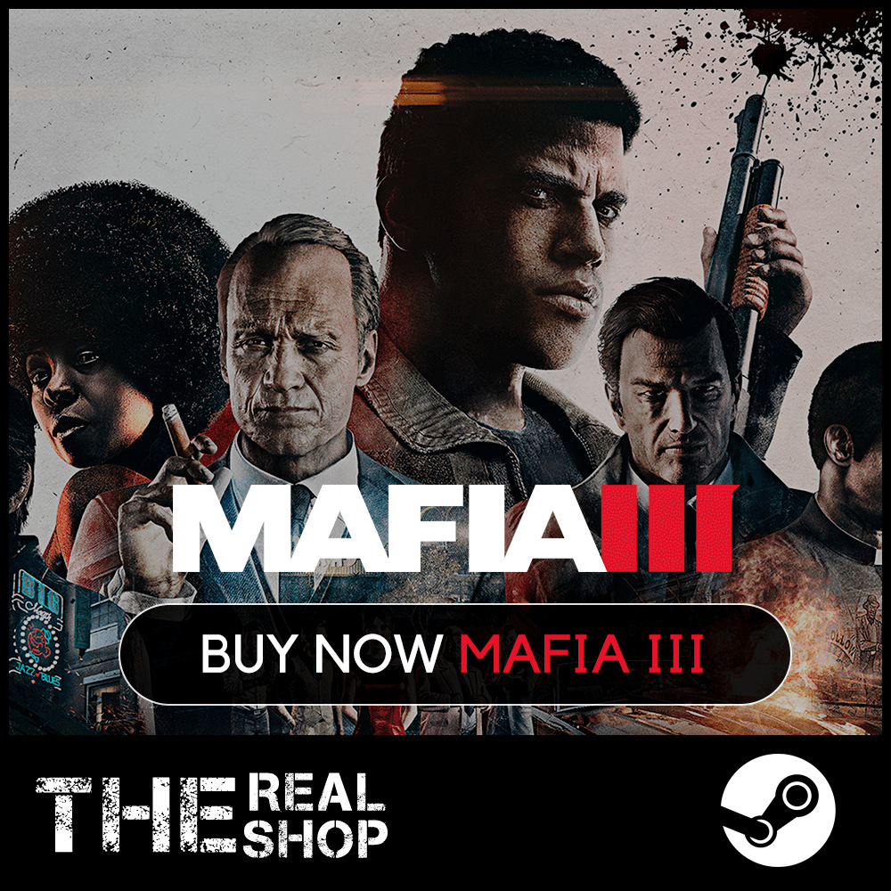 MAFIA 3 Definitive | OFFLINE | AUTO ACTIVATION | STEAM✅