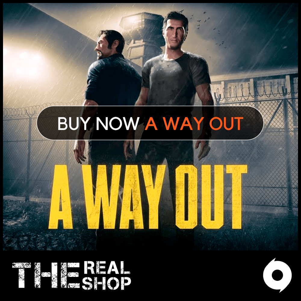 A Way Out  | REGION FREE | ORIGIN | &#9989