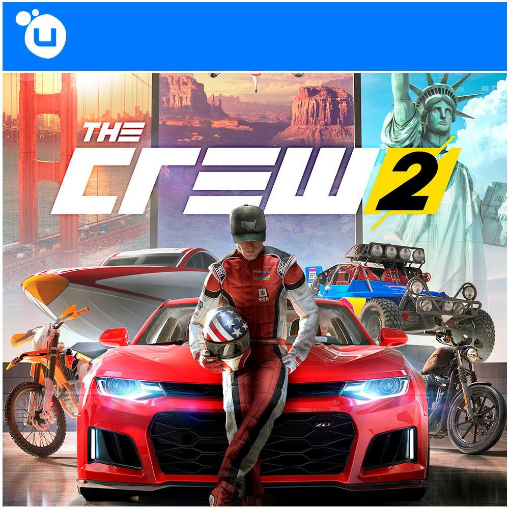 THE CREW 2 | REGION FREE | CASHBACK | UPLAY ✅