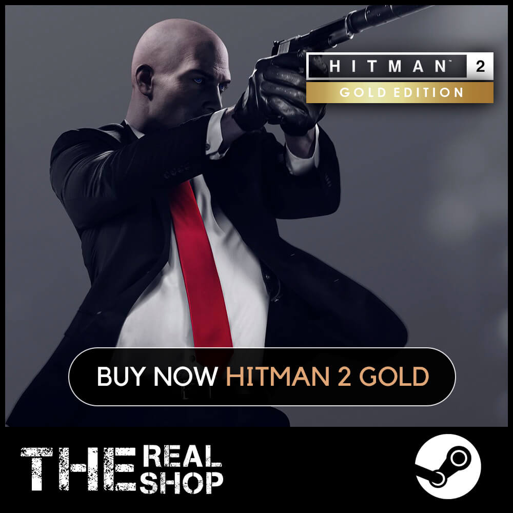 HITMAN 2 GOLD EDITION | OFFLINE |REG FREE| STEAM ✅