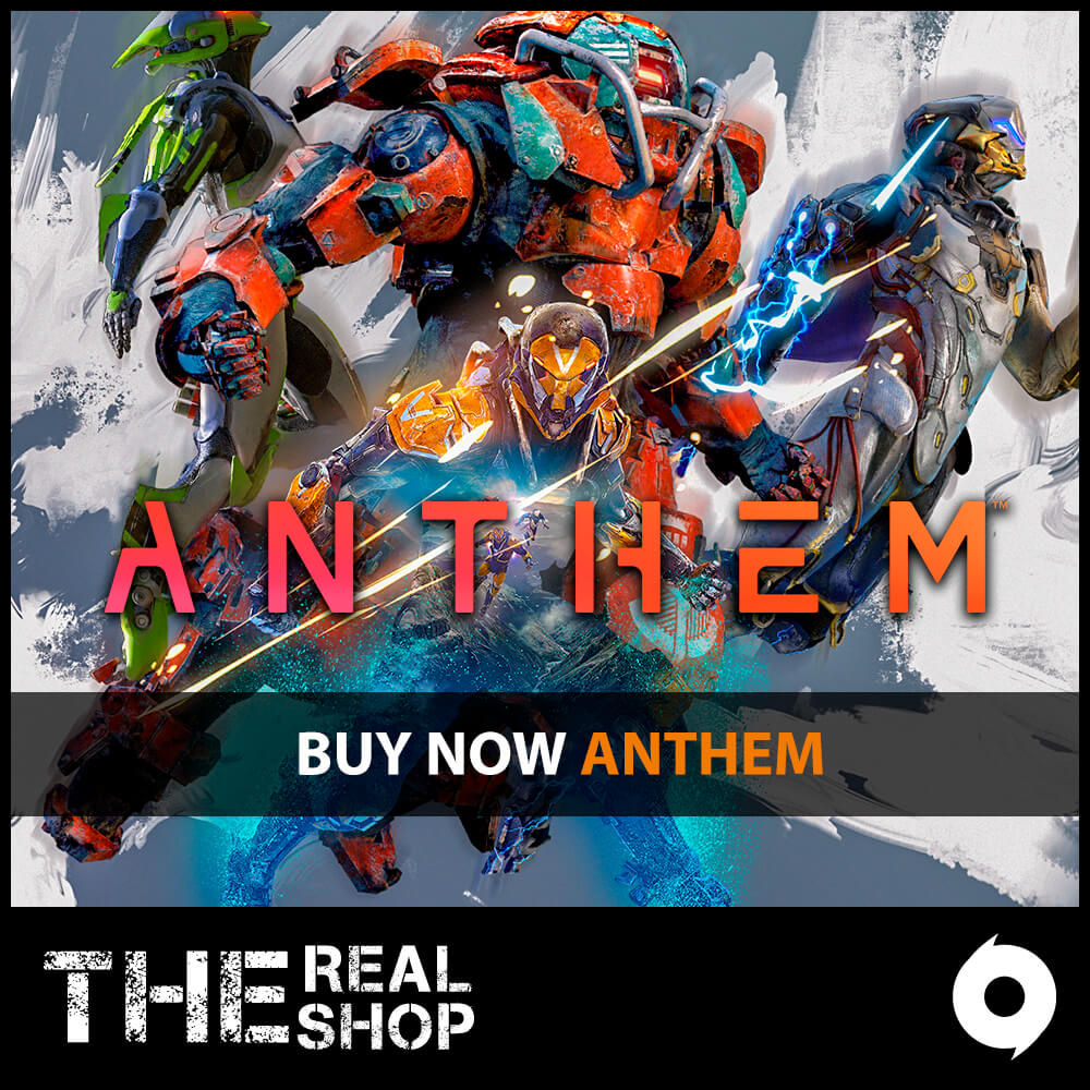 ANTHEM | REGION FREE | CASHBACK | ORIGIN ✅