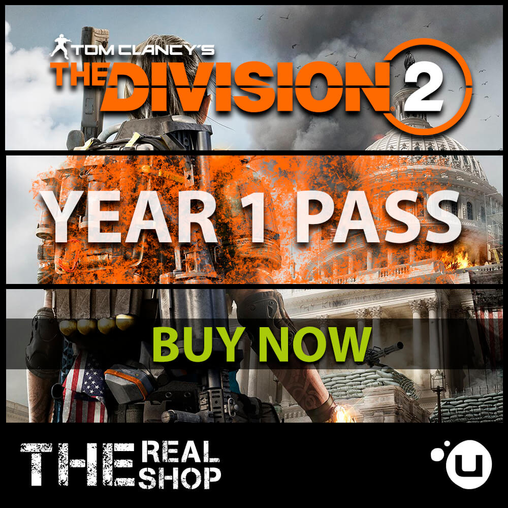 THE DIVISION 2 SEASON PASS | REG FREE | UPLAY ✅