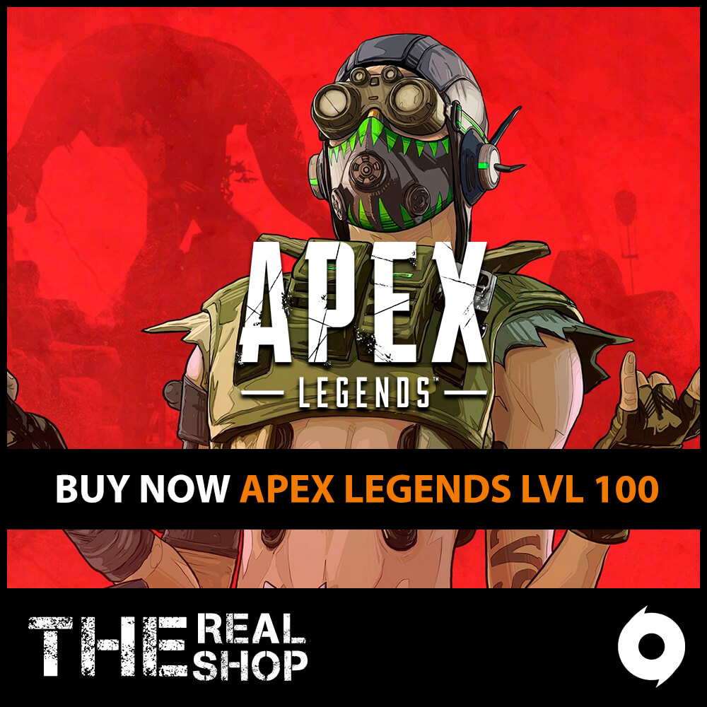 APEX LEGENDS 100 LVL | REGION FREE | ORIGIN ✅