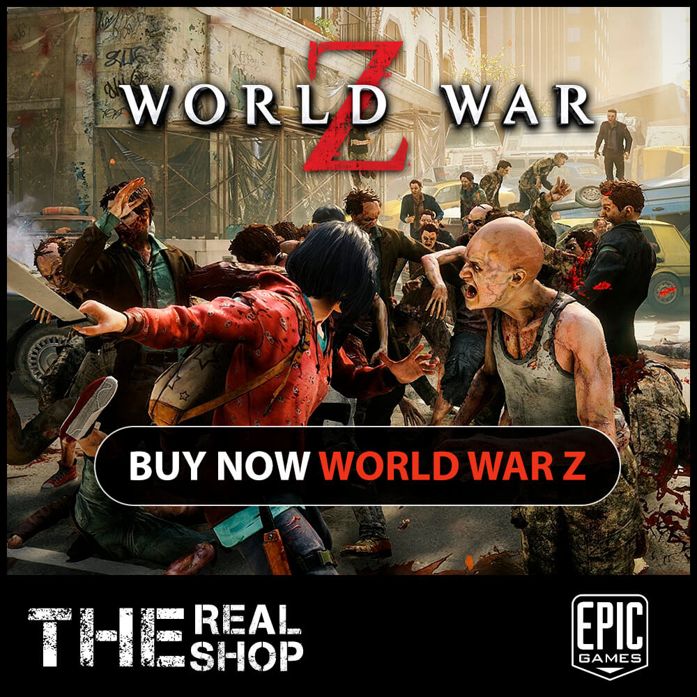WORLD WAR Z | EPIC LAUNCHER | REGION FREE ✅