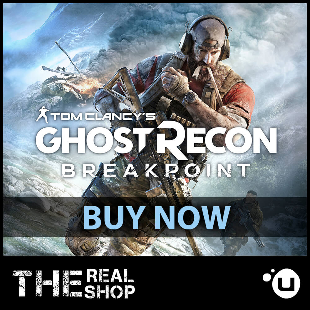 TOM CLANCY'S GHOST RECON BREAKPOINT | UPLAY ✅