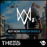 WATCH DOGS 2 | REGION FREE | CASHBACK | UPLAY