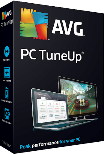 AVG PC TuneUp 2020 3 PC 1year RegFree ALL LANGUAGES