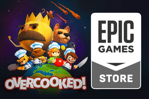 💥 OVERCOOKED | FULL ACCESS | EPICGAMES ✅