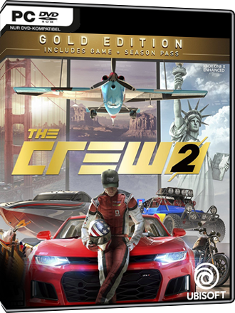 THE CREW 2 GOLD (Season Pass) LIFETIME WARRANTY 2019