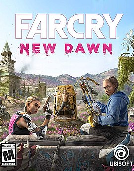 Far Cry New Dawn [Uplay] RU/MULTI + LIFETIME WARRANTY 2019