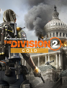 Tom Clancy's The Division 2 YEAR 1 PASS + WARRANTY 2019