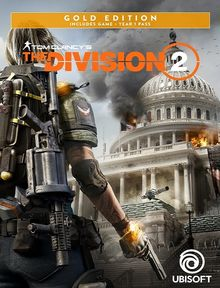 Tom Clancy's The Division 2 YEAR 1 PASS + 30LVL 2019