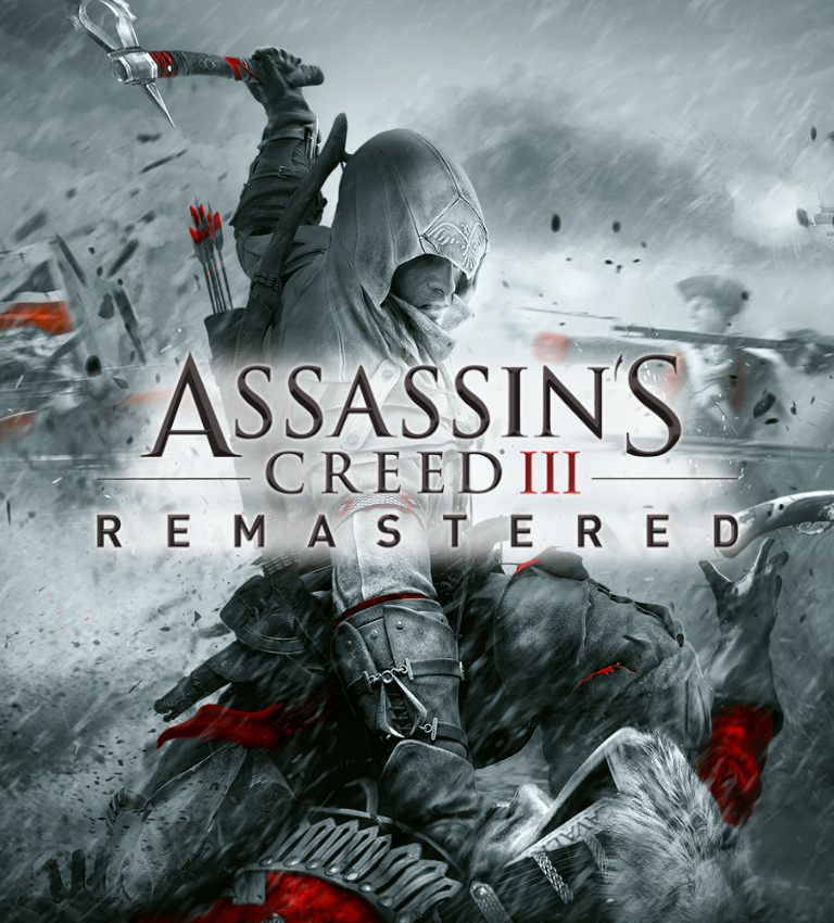 Assassin's Creed 3 Remastered [Uplay] RU/MULTI WARRANTY 2019