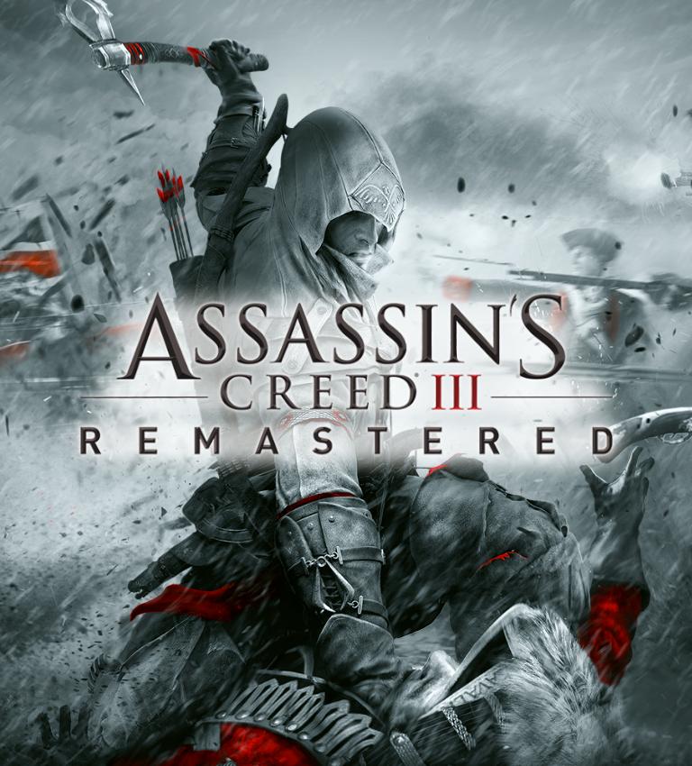 Assassin's Creed 3 Remastered [Uplay] RU/MULTI WARRANTY 2019