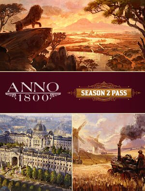 ANNO 1800 Season Pass 2 [Uplay] RU/MULTI  WARRANTY