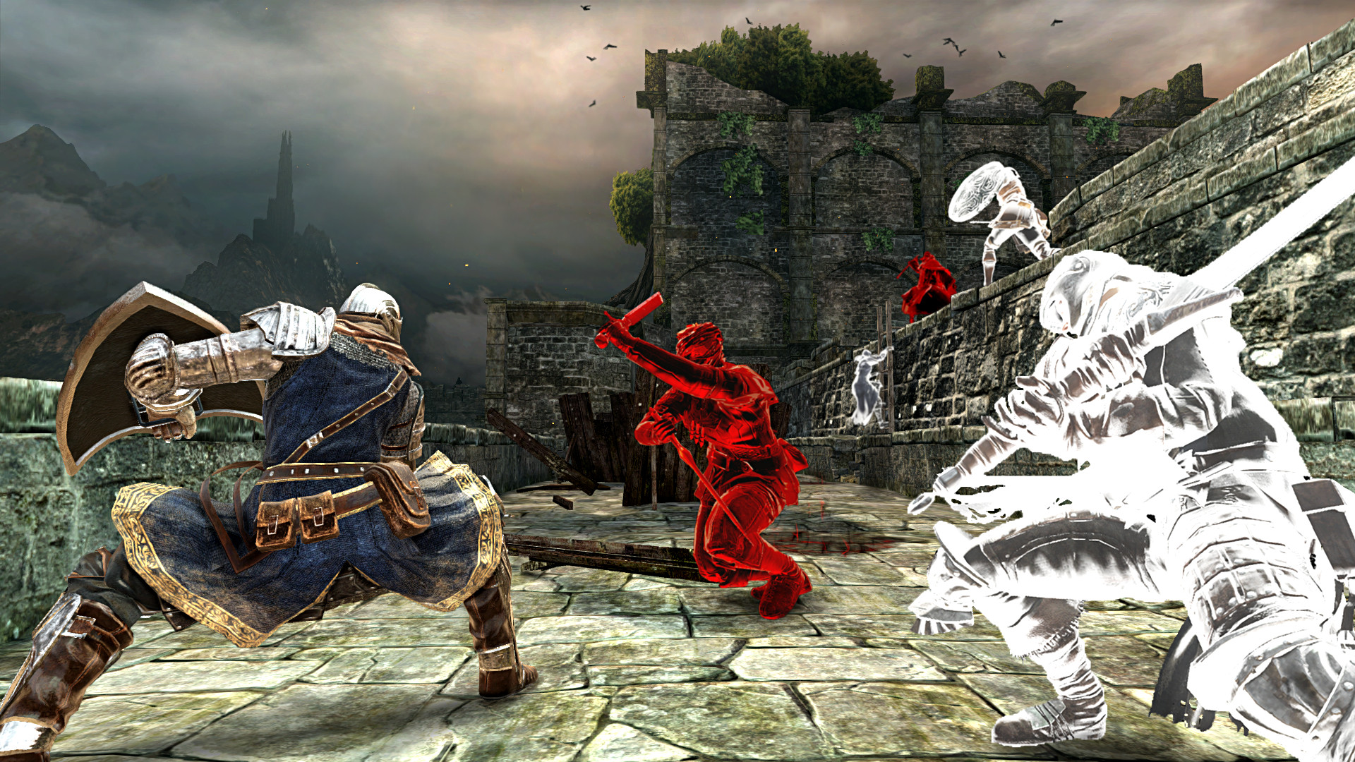 DARK SOULS™ II: Scholar of the First Sin Steam gift RU