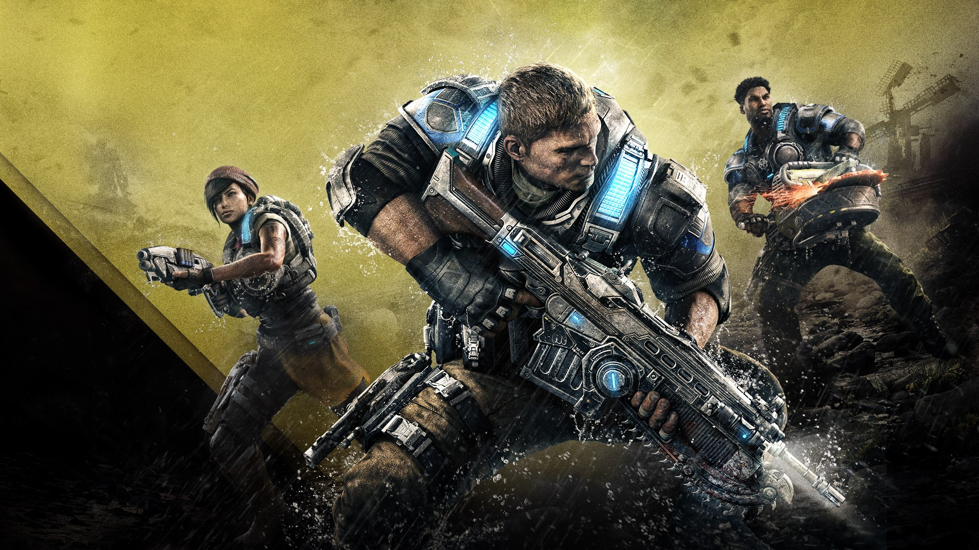 Gears of War 4: Ultimate Edition (PC/Xbox ONE) RU