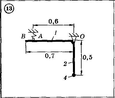 Solution of the D 7 (reference 1) Option 13 Dievskaya V