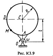 Solution of the K3 Option 91 (Fig. 9 conv. 1) Targ 1988