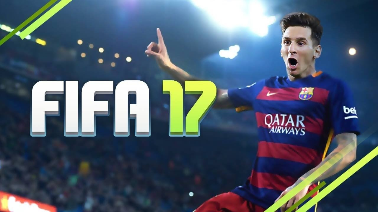 FIFA 17 account the Origin + Gift + Discount