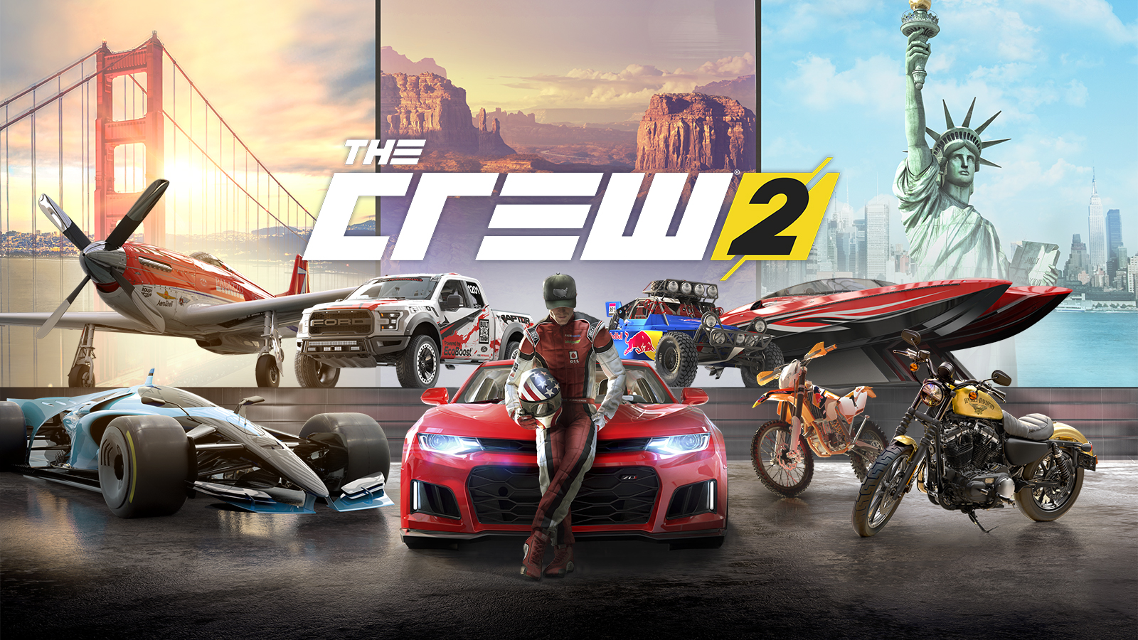 The Crew 2 - FULL ACCESS + MAIL 2019