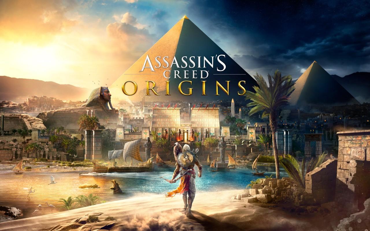 Assassin's Creed Origins (RU-EN) (Аккаунт+Гарантия)