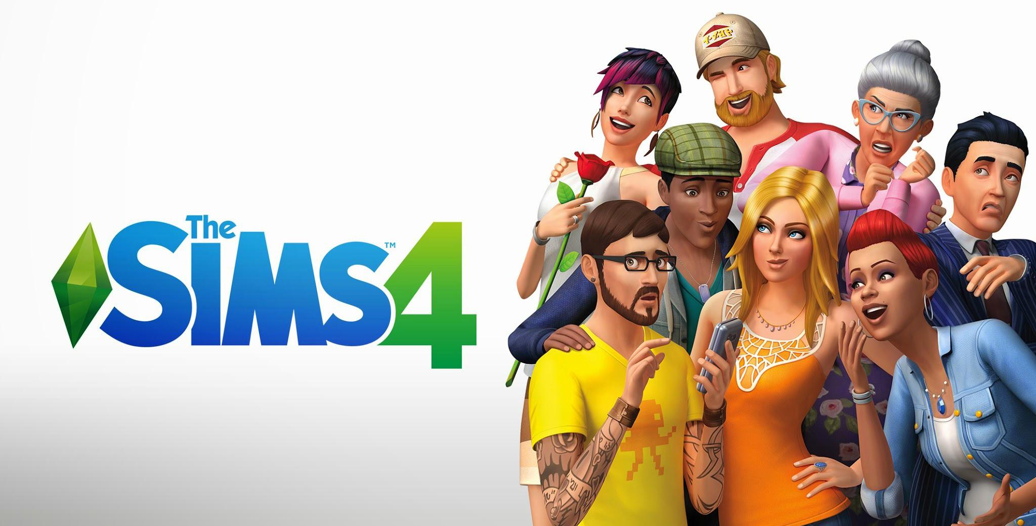 The Sims 4 (Русский язык)+Пожизненная Гарантия