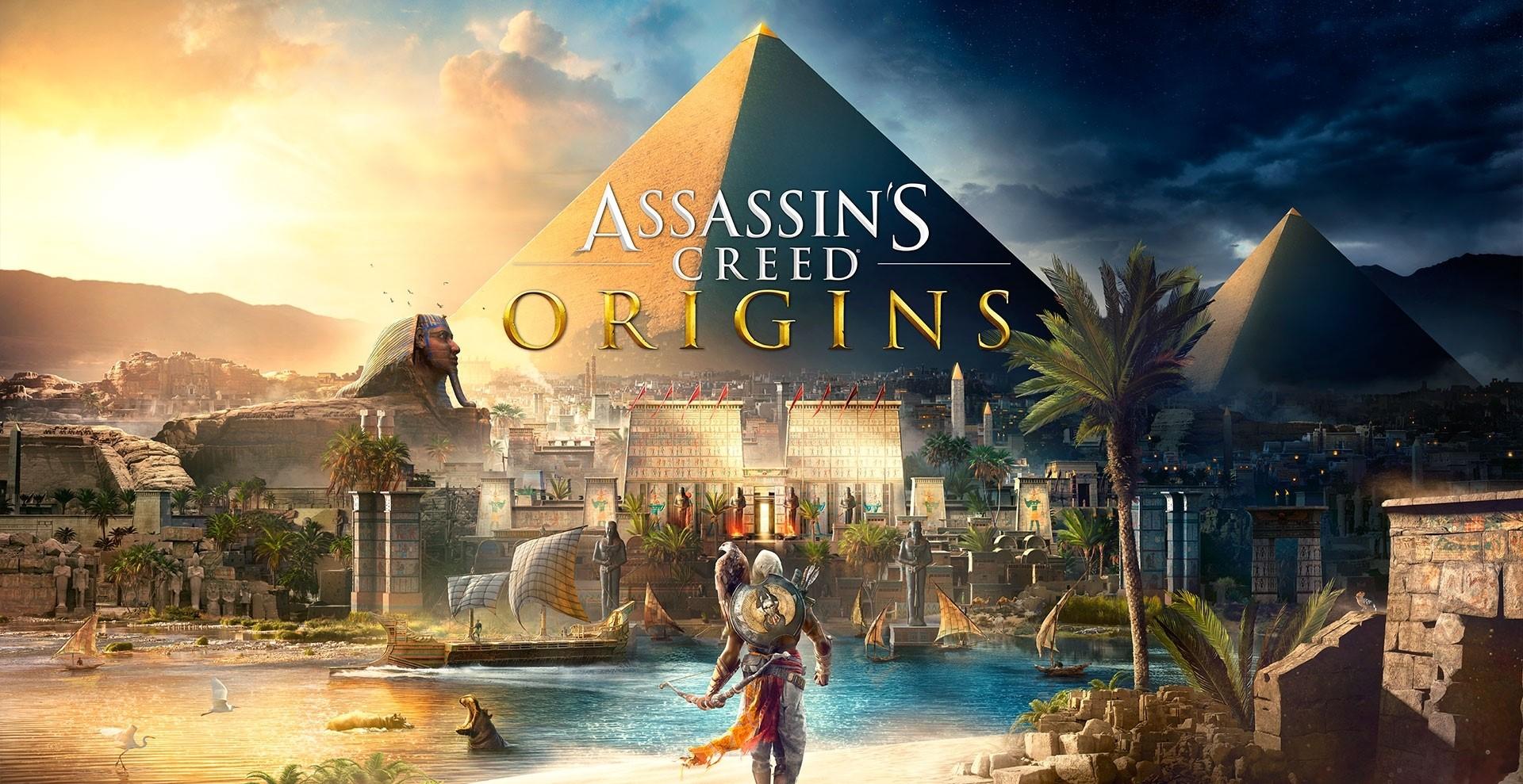 Assassin's Creed Origins+Гарантия+Подарок за отзыв