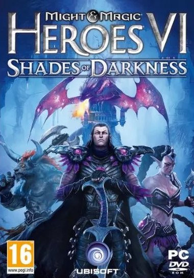Might & Magic Heroes VI: Shades of Darkness+Гарантия