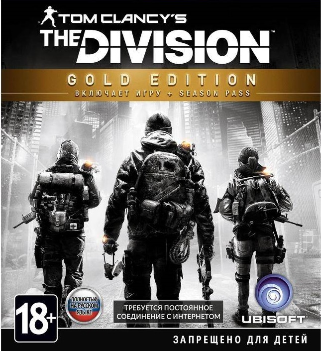Tom Clancys The Division Uplay  + Warranty