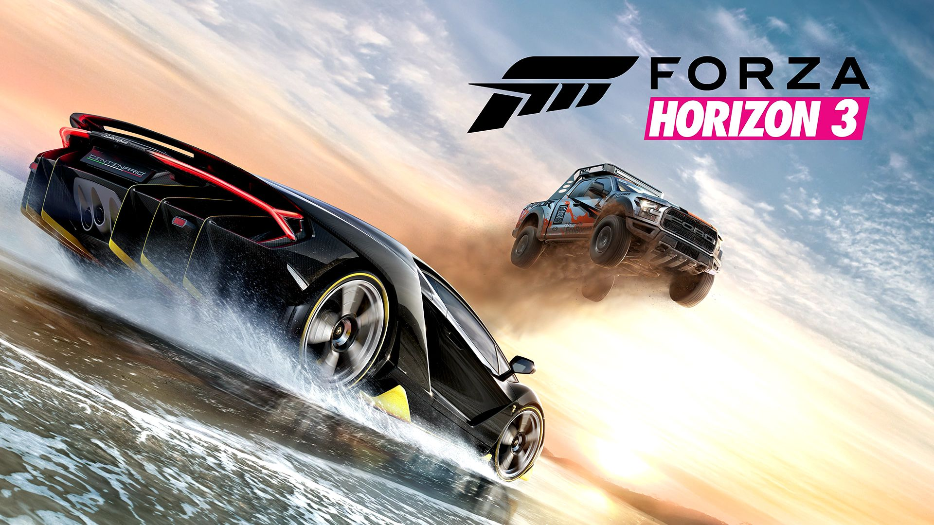 Forza Horizon 3 Standart Edition [Online activation]