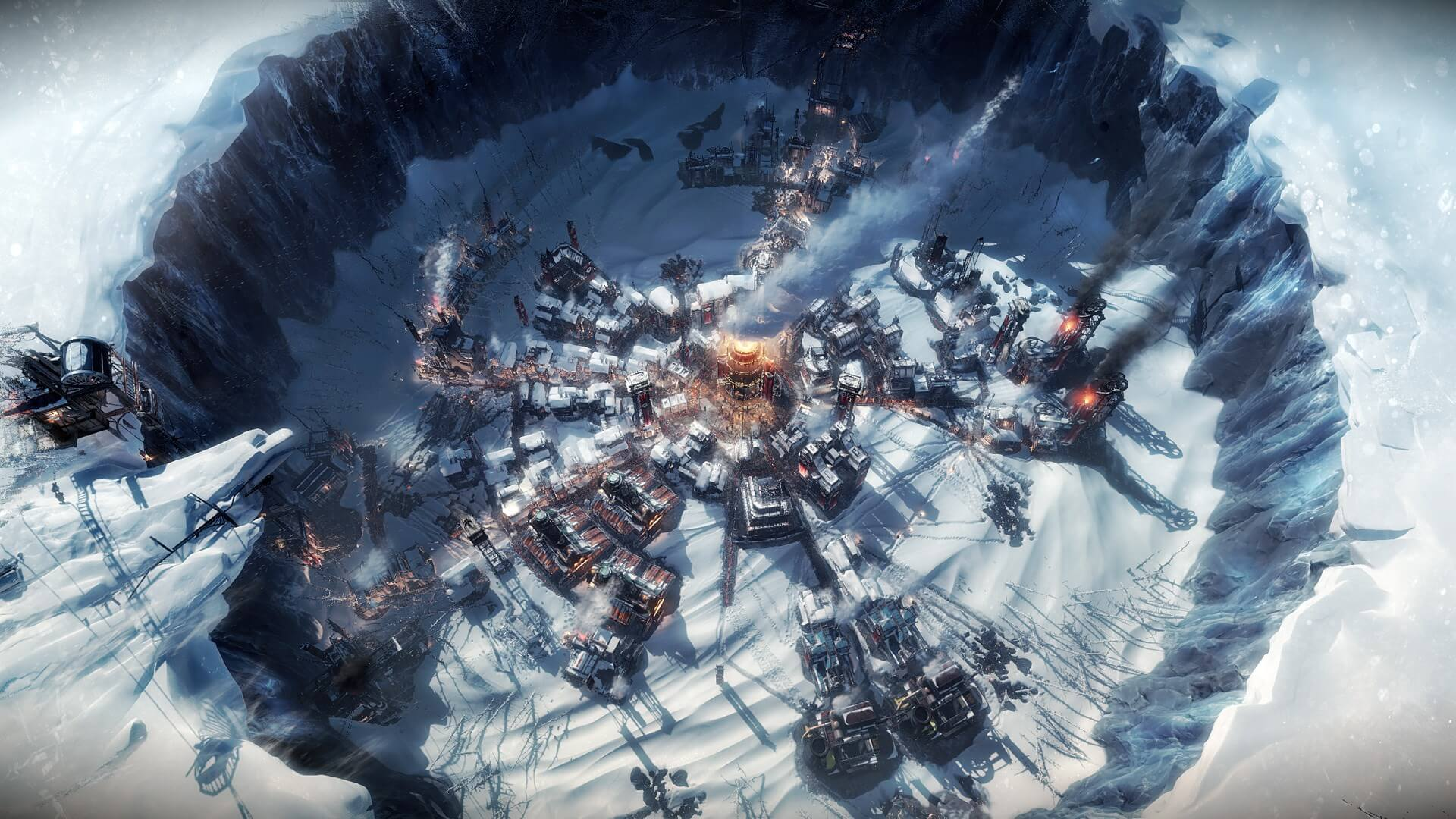 Frostpunk + online + lifetime warranty
