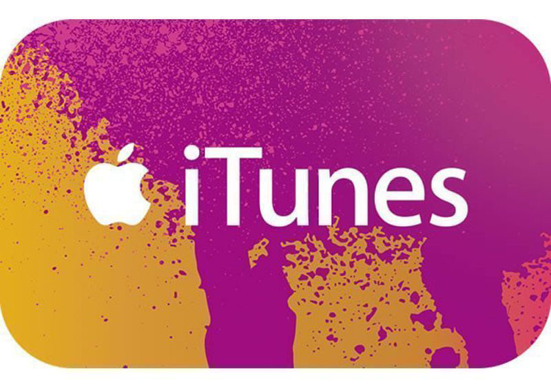 iTunes Gift Card $10 - Apple store USA 2019