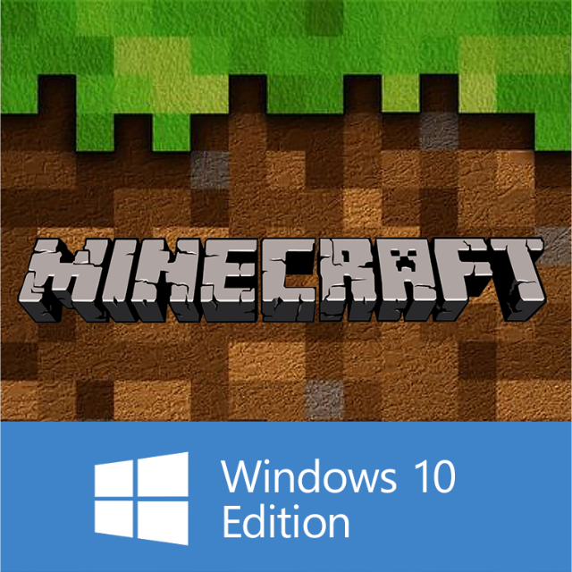 MINECRAFT Windows 10 Edition Microsoft Key GLOBAL 2019