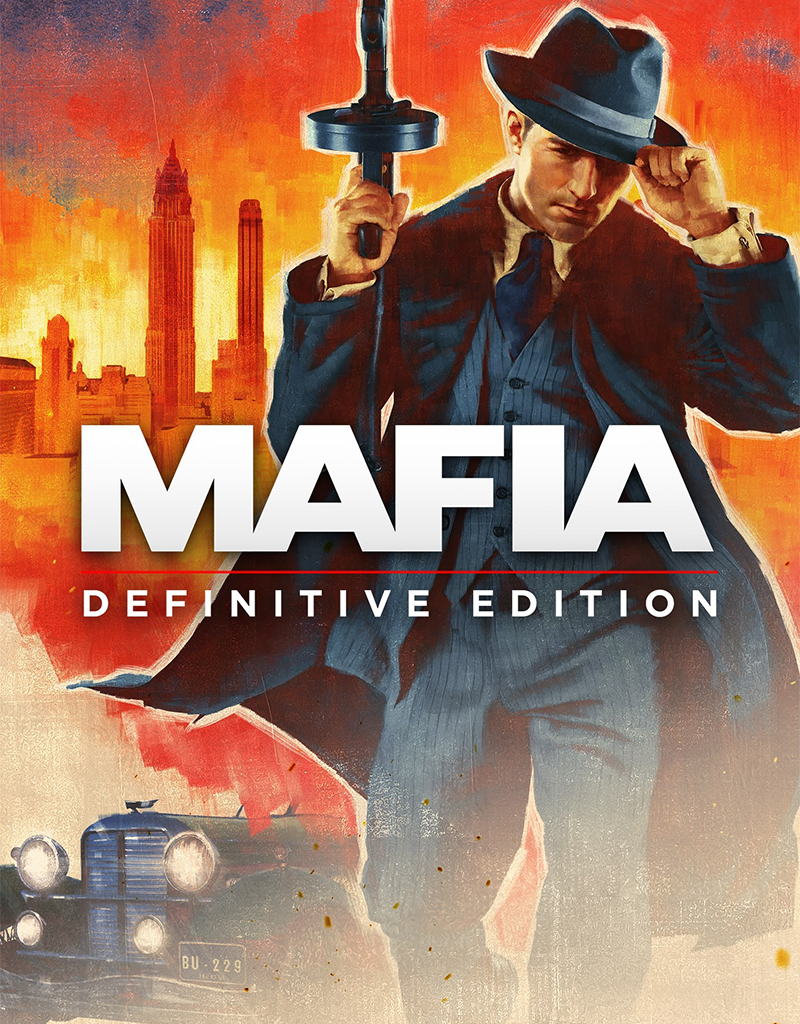 MAFIA: DEFINITIVE EDITION Account with data change